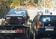 Unemployed Spanish man drives car into ruling party's headquarters