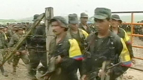 Five Colombian soldiers killed in attack on eve of FARC truce