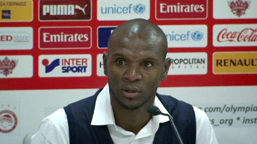 Former France defender Abidal retires