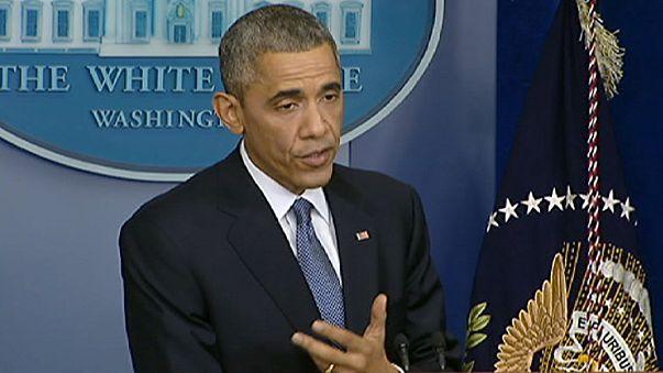 """Obama promete """"resposta proporcional"""" à Coreia do Norte"""