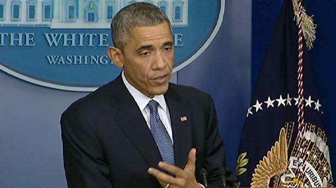 Obama'dan Kuzey Kore'ye sert mesajlar
