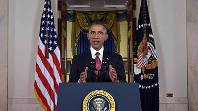 """Obama says Sony made a """"mistake"""" in cancelling movie over cyber threats"""
