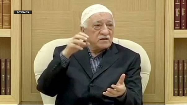Turkey issues arrest warrant against US-based cleric Fethullah Gulen