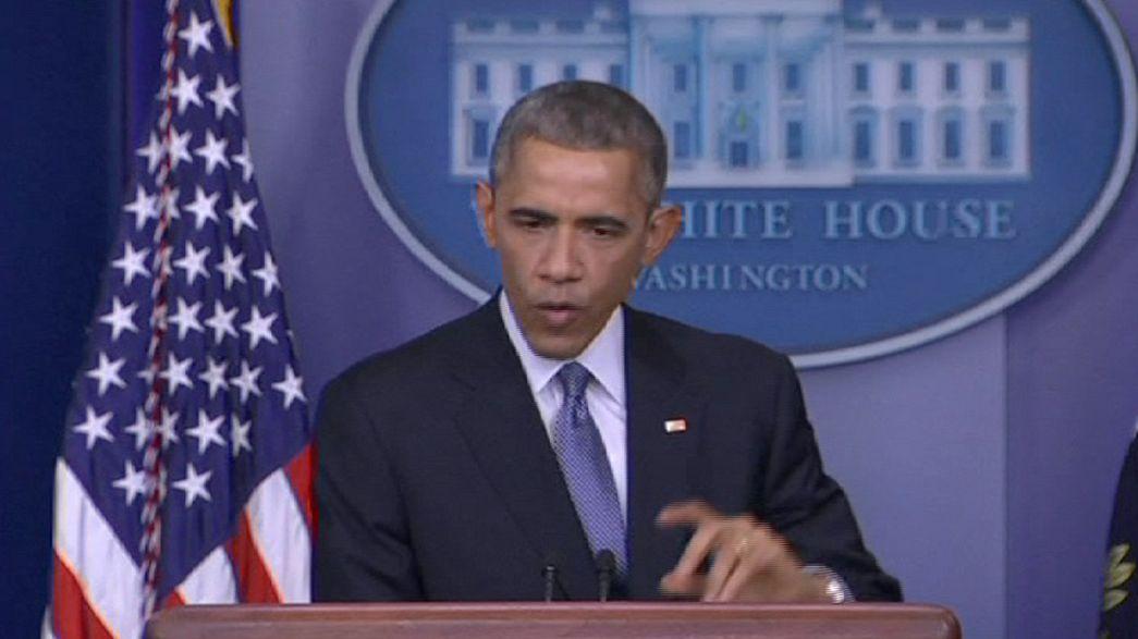 """Obama: """"Küba'da bir gecede değişiklik beklemiyorum"""""""