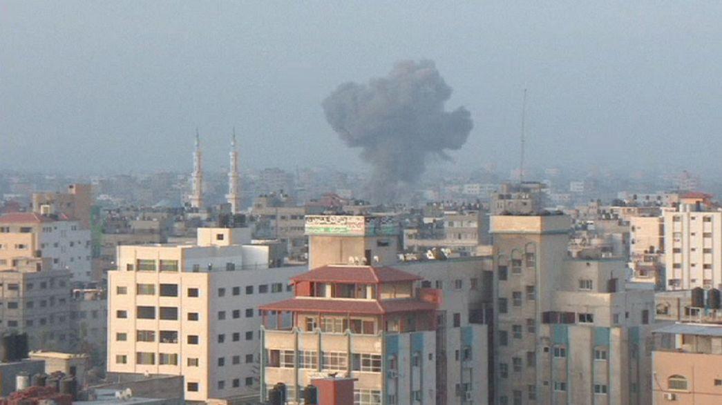 Striscia di Gaza: primo attacco di Israele dopo il cessate il fuoco