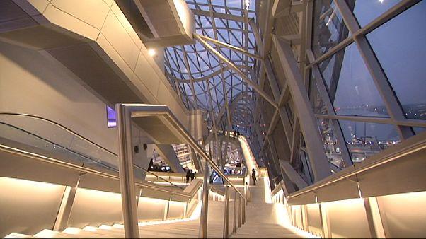Sci-fibe illőnek tartják Lyon új múzeumát