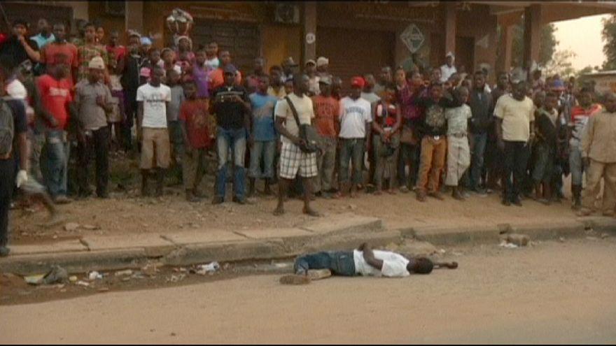 Sierra Leone'de Ebola gerçeği