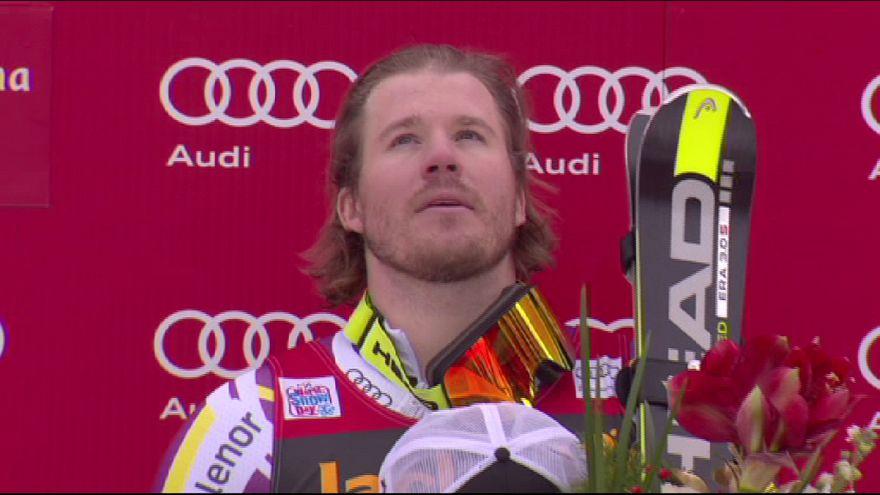 Kjetil Jansrud gewinnt erneut