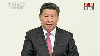 Chinas Präsident warnt Demokratie-Aktivisten in Macau
