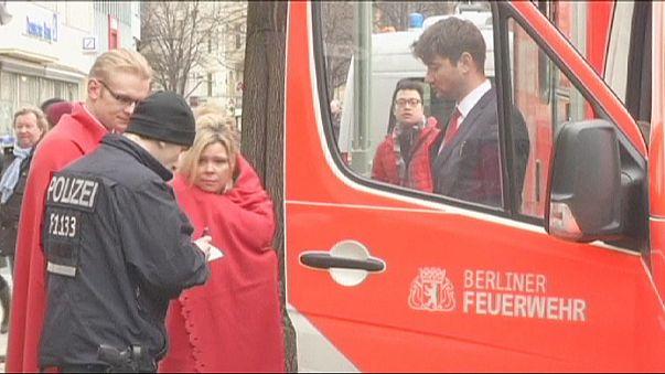 الشرطة الالمانية تطارد لصوصا سرقوا محلا شهيرا للمجوهرات
