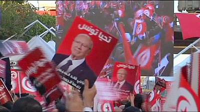 Tunisians vote in second round presidential election