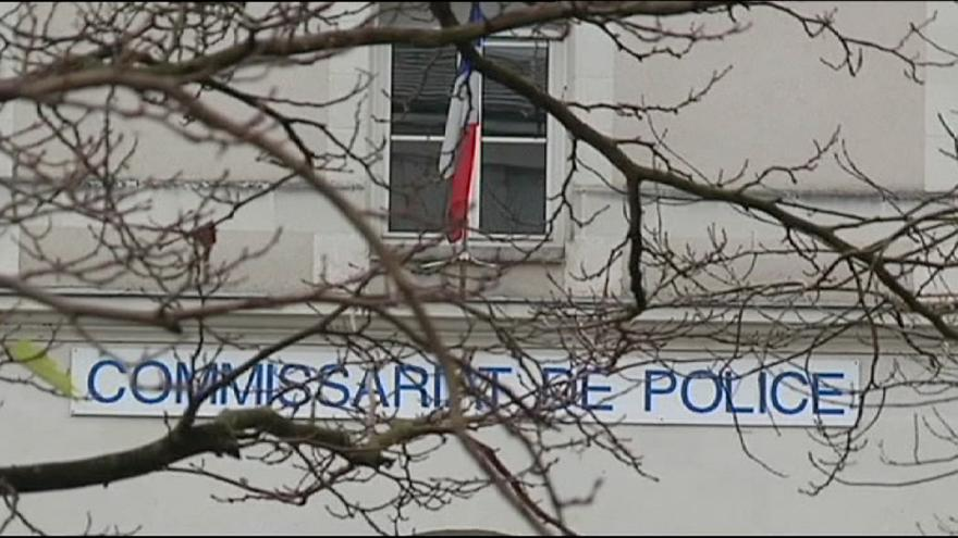 'Allahu Akbar' lone wolf attacker shot dead by French police