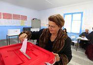 Tunisia: Polls open in landmark presidential election