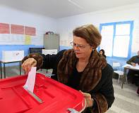 Tunisia: Polls open in landmark presidential election