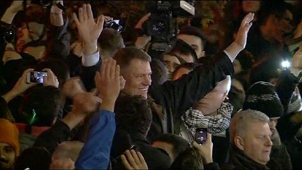 Румыния. Новый президент Клаус Йоханнис пообещал искоренить коррупцию