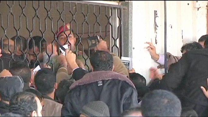 Két napra megnyitotta Egyiptom a rafahi határátkelőt