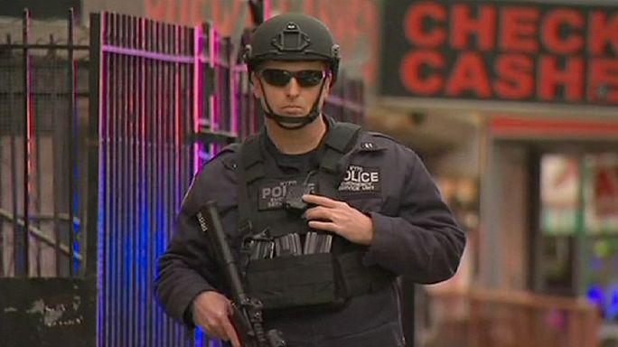 New York sous le choc après le meurtre de deux policiers