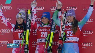 درخشش اتریشی ها در اسکی آلپاین