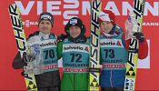 Koudelka edges out Ammann in Engelberg