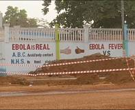 Locally-run Sierra Leone clinic fights Ebola against the odds