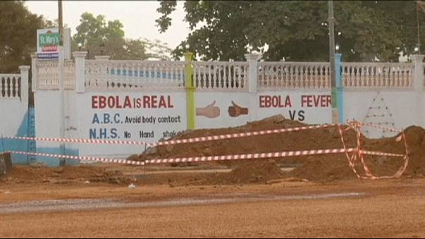Ebolaya son bir ayda 500 kurban daha