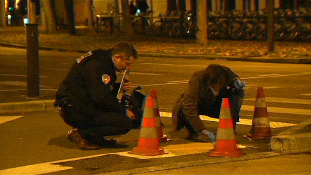 Eleven injured after man drives car into pedestrians in Dijon