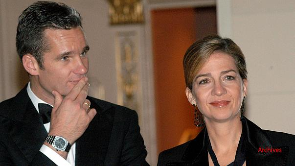 Spain's Princess Cristina to stand trial on fraud charges