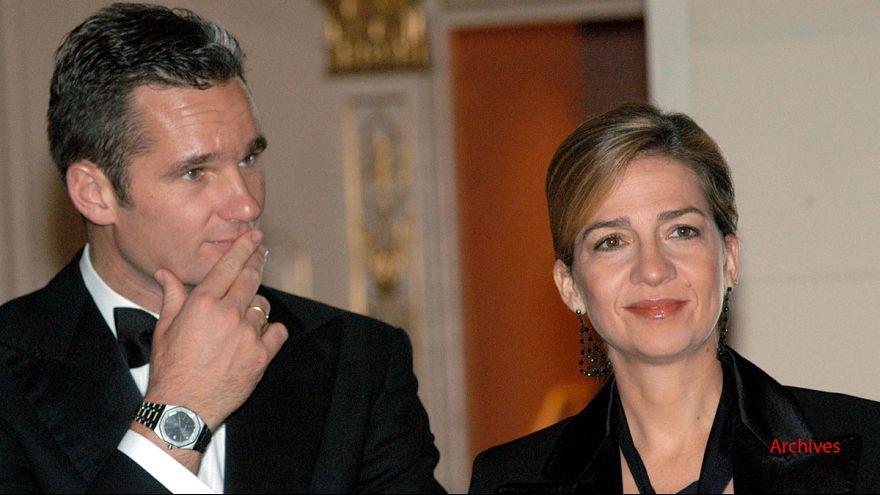 Irmã do rei de Espanha vai a tribunal por corrupção