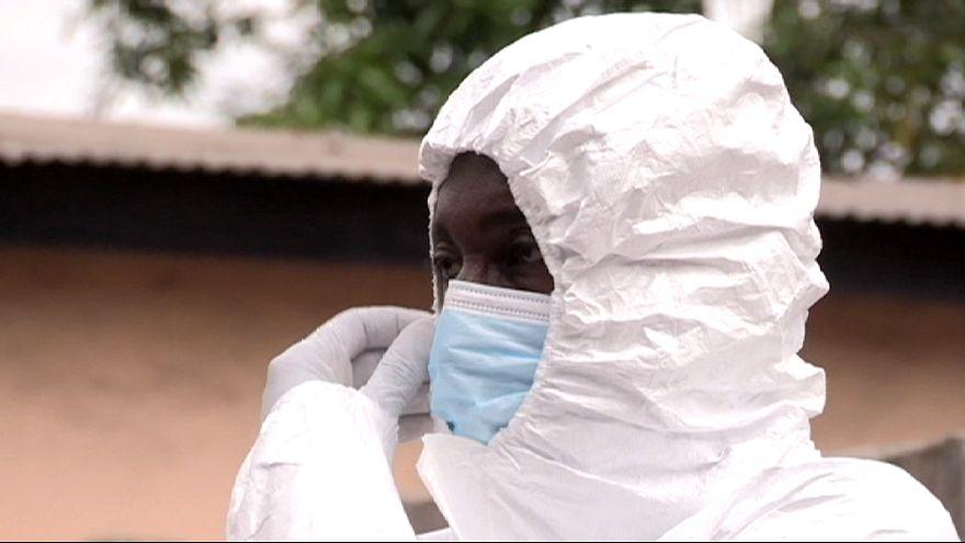 Las escuelas se enfrentan al Ébola en Liberia