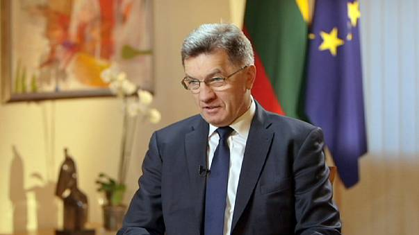 Litvánia bevezeti az eurót