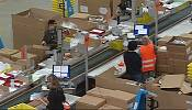 Amazon workers walk-out at French depots