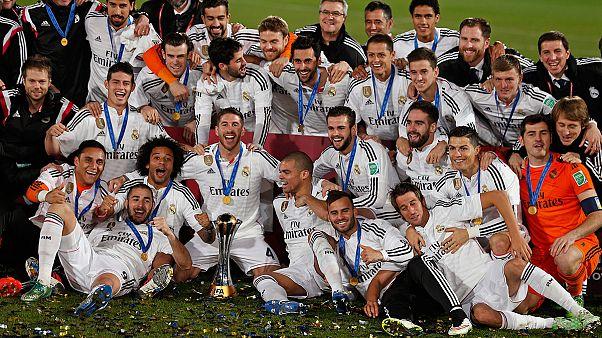 Fim de ano Real: Madrid vence Mundial de Clubes da FIFA