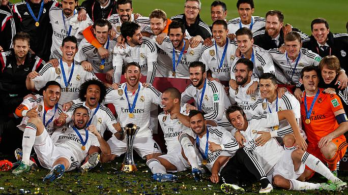 Korner - A Real Madrid a csúcsok csúcsán