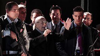 Esz-Szebszi Tunézia új elnöke