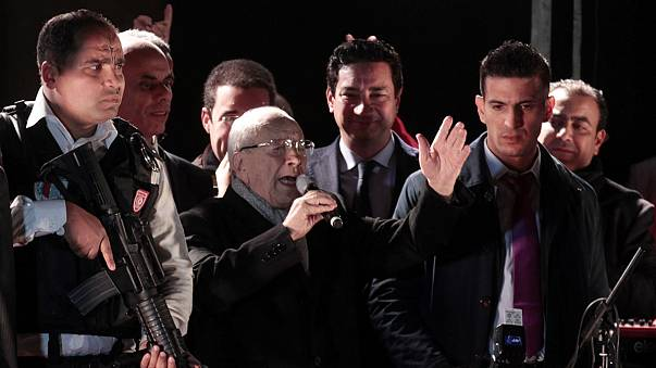 Herausforderer Essebsi gewinnt Präsidentschaftswahl in Tunesien