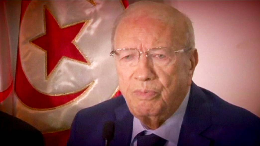 Essebsi, un vétéran élu président à 88 ans