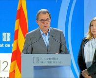 Catalogna: Artur Mas sotto indagine per consultazione indipendentista