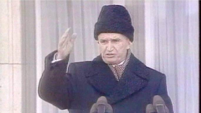 Rumen Diktatör Nikolay Çavuşesku'nun son günleri