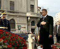 Venticinque anni fa la caduta della dittatura in Romania; la festa nel giorno del giuramenteo del nuovo capo del governo Klaus Iohannis.