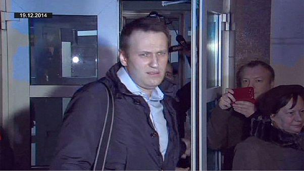 روسیه؛ تلاش حامیان ناوالنی برای برگزاری تظاهرات