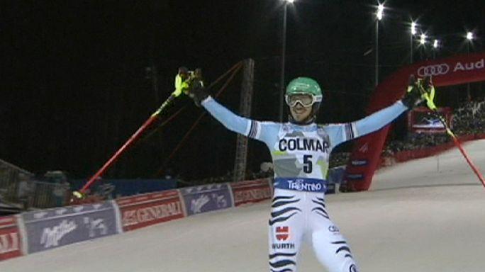 Alpesi sí - Neureuther megszerezte első Világkupa győzelmét ebben az idényben