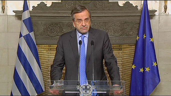 Греция: вторая попытка парламента избрать президента страны