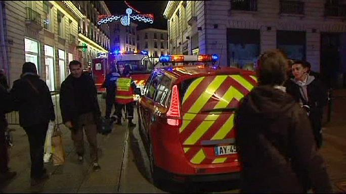 Third 'lone wolf' injures ten in Western France
