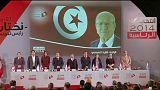 Az ünneplés után, a dolgos hétköznapok előtt áll az új tunéziai elnök