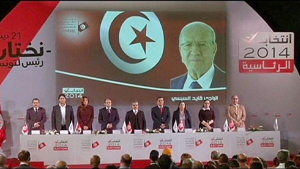 Street celebrations to mark Tunisian election result