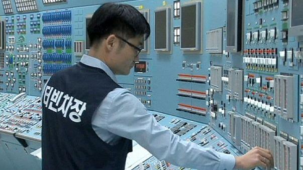 Ciberataque a centrais nucleares sul coreanas causa alarmismo