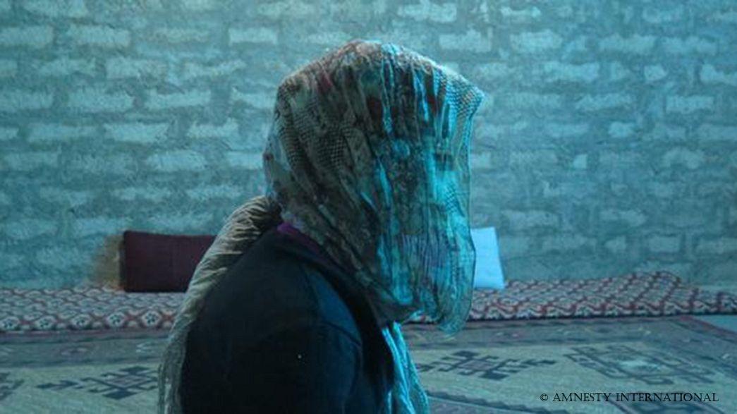 Pour échapper au viol,  les femmes Yazidies se suicident