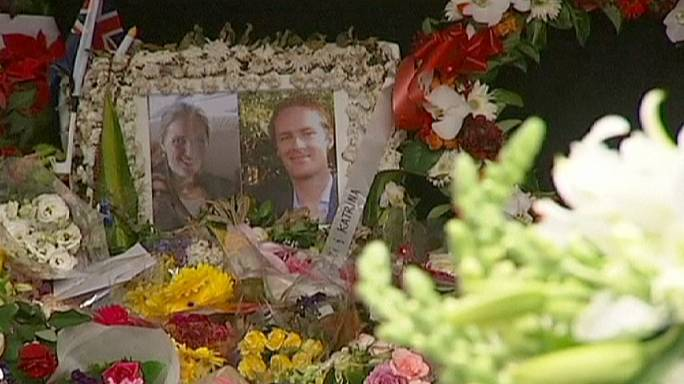 Sydney'deki kafe baskınının kurbanları toprağa verildi