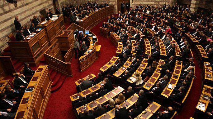 البرلمان اليوناني يفشل من جديد في إنتخاب رئيس للبلاد في الدورة الثانية