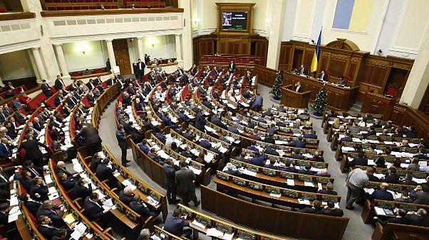 البرلمان الأوكراني يصوت لقانون يمهد للانضمام إلى الحلف الاطلسي